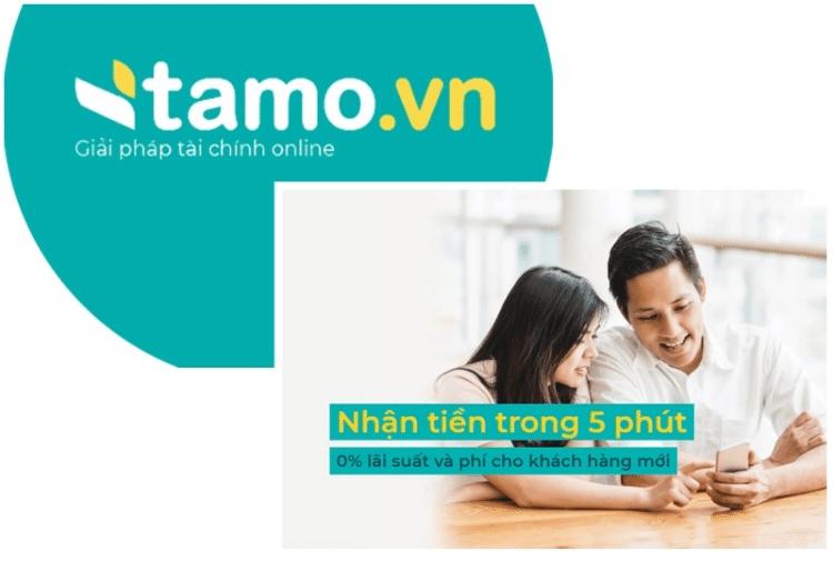 Tamo – Cho vay đơn giản trên di động, nhận giải ngân ngay tức thì